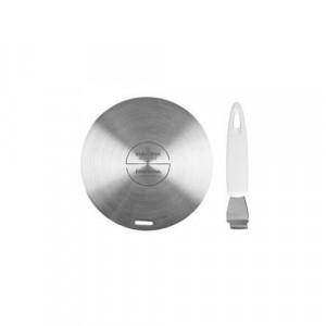 Tescoma Indukciós átalakító lap, fém, 21 cm, nyéllel, Presto, 139536