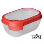 Curver 00007-416-03 Grand Chef Ovális ételtartó doboz 0,5 L
