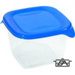 Curver 00558-139-01 FRESH-GO Szögletes ételtartó doboz 0,45 L