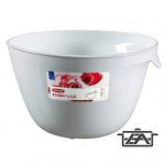 Curver 00733-059-00 Essentials keverőtál 3,5 L fehér