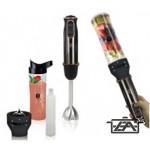Berlinger Haus BH 9024 Botmixer szett 600W Black Rose Collection