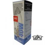 Trixline RGYE14/40W Speciális gyertya izzó E14/40W