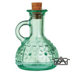Bormioli Rocco olaj kiöntő, üveg, 0,22 liter, Country Home Oliva, 119259