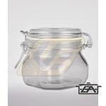 Bormioli Rocco 119504 Fido Trans csatos üveg 0,5 literes