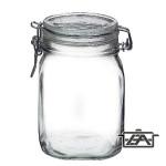 Bormioli Rocco 119505 Fido Trans csatos üveg 1 literes