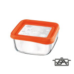 Bormioli Frigo Fun 119804 szögletes ételtároló doboz