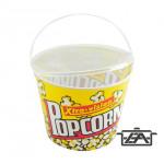 Perfect Home Popcorn tartó vödör, műanyag, 21x16 cm, 13020