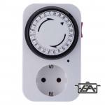 Emos P5522 mechanikus időkapcsoló