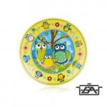 Banquet 60301000 Kerámia mély tányér 20cm Bagoly