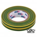 Emos F61515 szigetelőszalag zöld és sárga