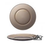 Duralex Desszertes tányér, temperált üveg, 19 cm, Lys, 201040