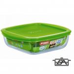 Pyrex 203133 Hőálló sütőtál műanyag tetővel 1 liter Cook and Store