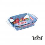 Pyrex 203191 Szögletes sütőtál 2,2 liter Irresist