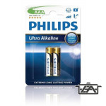 Philips PH-UA-AAA-B2  Ultra Alkaline AAA 2db