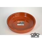 Cok 225411 Kerek kerámia sütőtál mázas 20x5 cm