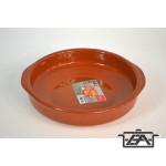 Cok 225413 Ovális kerámia sütőtál mázas 24x6 cm