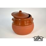 Cok 225419 Kerámia hasas sütőtál mázas 3,5 liter
