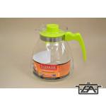 Hőálló teakanna 232201 Ewa 2,1 liter színes