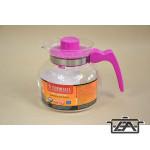 Hőálló teakanna 232213 Ewa 1,5 liter színes