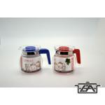 Hőálló teakanna 232217 Ewa 0,35 liter színes