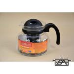 Hőálló teakanna 232415 szűrővel 1 liter mikrózható