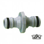 Siroflex Kerti iker kuplung csatlakozó, műanyag, 4430