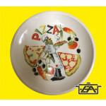 BestOn 27020523 Kerámia pizzaszelet tányér 20cm