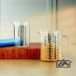 Simax Hőálló kancsó, 1 liter, mércés, 401014