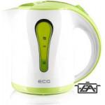 ECG RK 1022 green Vízforraló 1 liter zöld