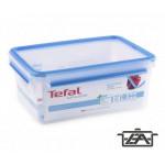 Tefal K3022012 CLIP and CLOSE Ételtároló doboz téglalap 3,7L