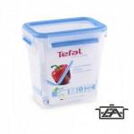 Tefal K3021912 CLIP and CLOSE Ételtároló doboz téglalap 1,6L