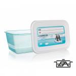 Banquet 55075022  Műanyag ételtároló doboz 4,3 liter Polar