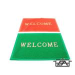 Enger Lábtörlő gumis Welcome felírattal 40×60cm 5999036104439