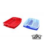 Enger Műanyag edényszárító tálcával közepes Sterk 6421937060051
