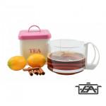 Perfect Home 80006 Üveg kávé-tea kiöntő