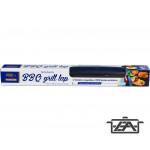 Teflonos BBQ Grill lap 33X40cm újra felhasználható,mosható 810955