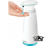 ECG Érintésmentes szappan, és kézfertőtlenítő adagoló automata 340ml BD34 White