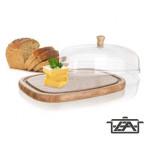 Banquet 27061501 Vajtartó fedéllel 17x12cm Brillante