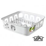 Curver 00742-059-00 Essentials edényszárító nagy fehér