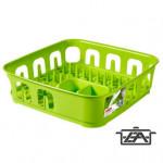 Curver 00742-598-00 Essentials edényszárító nagy zöld