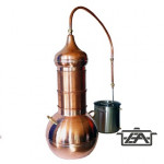 Pálinkafőző aromatoronnyal 24 literes HPFA24H