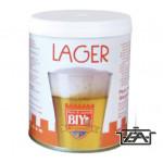 Maláta Lager 900gr 11 liter házi sörkészítéshez 21800L