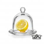 Banquet 04308000-Z Üveg citromtartó 9,5cm Limon