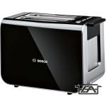 Bosch TAT8613 Styline  Kenyérpirító 2 szeletes 860W fekete