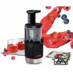 Bosch MESM731M SlowJuicer Gyümölcsprés 150W fekete