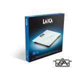 Laica Digitális személyi mérleg fehér 150kg PS1072
