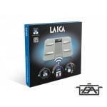 Laica okos elektronikus testtömeg összetétel személymérleg 180 kg PS7005