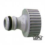 Siroflex Kerti kuplung csatlakozó, 1, műanyag, 4402