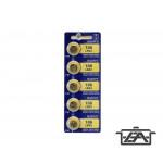 Sony LR43 alkáli 1,5V/100 mAh gombelem 1 db