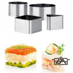 Tescoma 139271 Chef  Ételformázó 4 részes